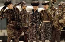 Couture Mashup Editorials
