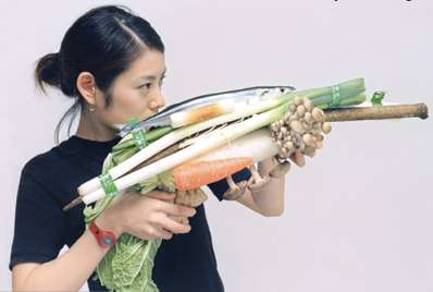 Vegetable Weapon