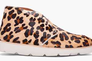 Opening Ceremony's Leopard Print M6 Shoes Are Chunky