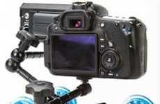 Robotic Camera Mounts - The Digital Juice Micro Orbit adds Momentum to Your Movies
