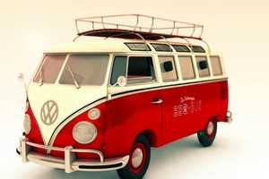The Volkswagen BBQ Van is a Car-Loving Grill King's Ideal Gift