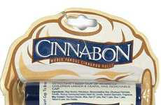 Pastry Flavored Lip Products - The Cinnabon Lip Balm is Scrumptiously Low in Calories