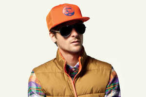 The Stussy 2012 Fall/Winter Lookbook Makes Hip Modern Workwear