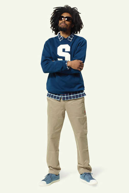 Stussy 2012 Fall/Winter