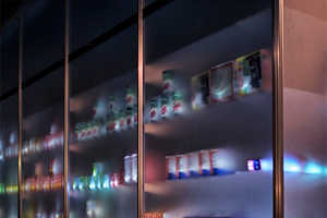 The All Night Convenience Art Installation is a Glowing Phenomenon