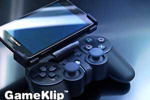 The GameKlip Controller Enhances Gamers' On-the-Go Playing Experiences