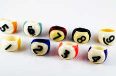 Cue Sport Jewelry (UPDATE) - Defeat Your Competition While Wearing These Billiard Ball Rings