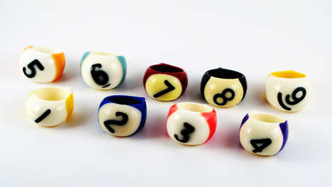 Billiard Ball Rings