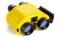 Motion-Correcting Binoculars