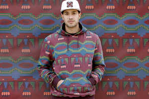 The 10.Deep Fall 2012 Line Features Bold Patterning and Fresh Col