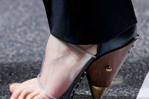 Givenchy Spring 2013 Shoes are Chic and Futuristic