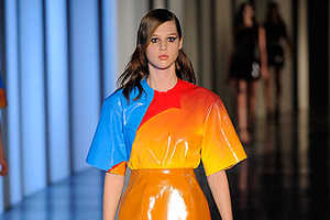 The Mugler Spring/Summer 2013 Collection is Plastic Chic