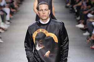 Givenchy's Spring/Summer 2013 Menswear Line Features Headshots