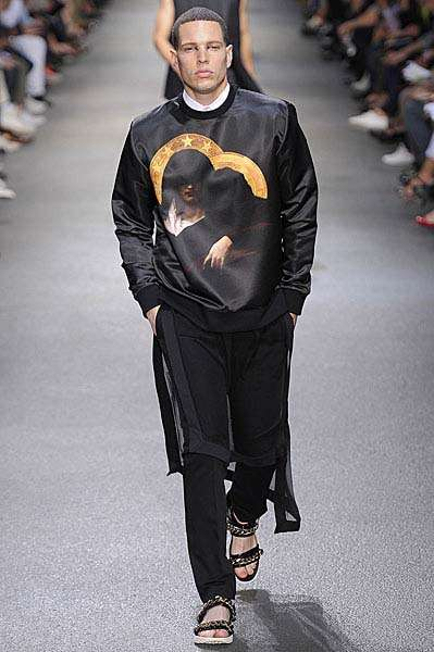 Givenchy Spring/Summer 2013 Menswear