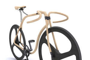 The Andy Martin Thonet Bike is Bent on Being Eco-Friendly