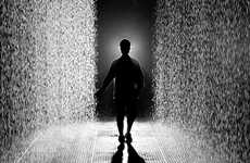Magical Downpour Installations