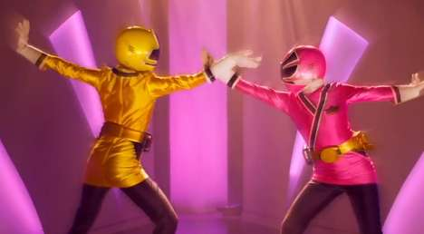 Power Rangers Dubstep