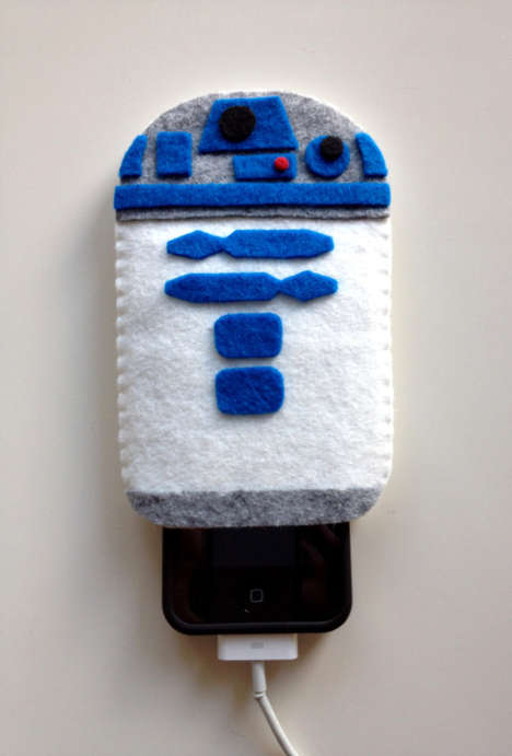 Star Wars Phone Cozy