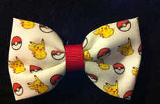 Dressy Gamer Accessories - The Video Game Bow Ties by Crashed Hope Designs are Geeky