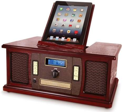 iPad Classic Cabinet Music Center