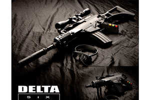 The Delta Six Combat Rifle Gives Gamers a Real Combat Experience