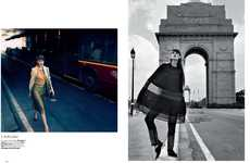 Urban Multiple Personality Editorials