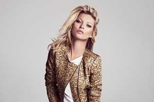The MANGO Winter 2012 Shows off a Sharp and Dazzling Kate Moss
