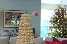 Towering Christmas Treats