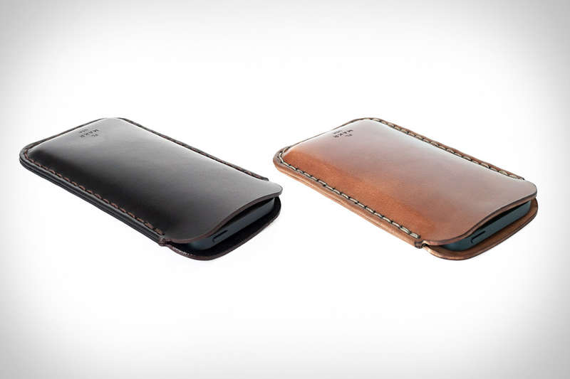 Leather Smarphone Cases