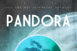 Dean Walton Science Fiction Travel Posters Inspire Interstellar Excursions