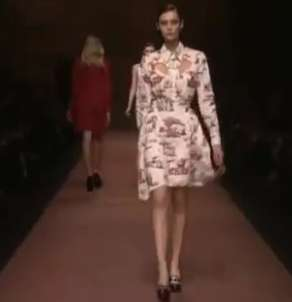 Carven 2012 Paris Fashion Week