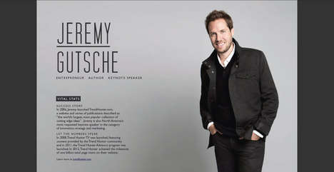 Huffington Post: Jeremy Gutsche Featured in RW&Co Campaign