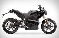 Juiced-Up Eco Bikes - The Line of 2013 Zero Electric Motocycles are Bursting with Power and Style