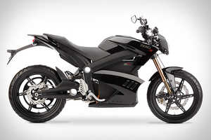 The Line of 2013 Zero Electric Motocycles are Bursting with Power and Style