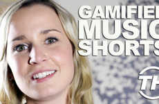 Gamified Music Shorts