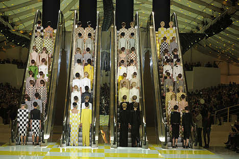 Spring/Summer 2013 Runway Shows