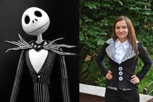 Impress People with This Nightmare Before Christmas Halloween Costume