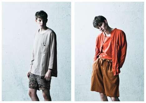 The Bukht Spring/Summer 2013 Collection Has Multi-Cultural Influences