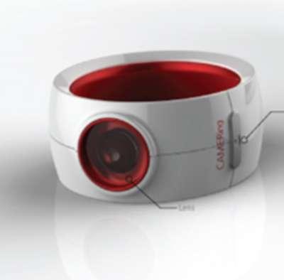 Jeweled Spy Cams