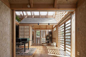 The Outside (Outside) ((Outside)) by a.a.+H Boasts an Intricate Design