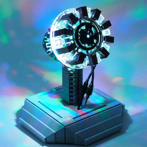 LEGO Arc Reactor