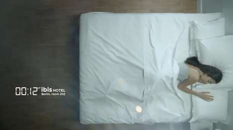 Ibis Hotels Sleep Art Robot
