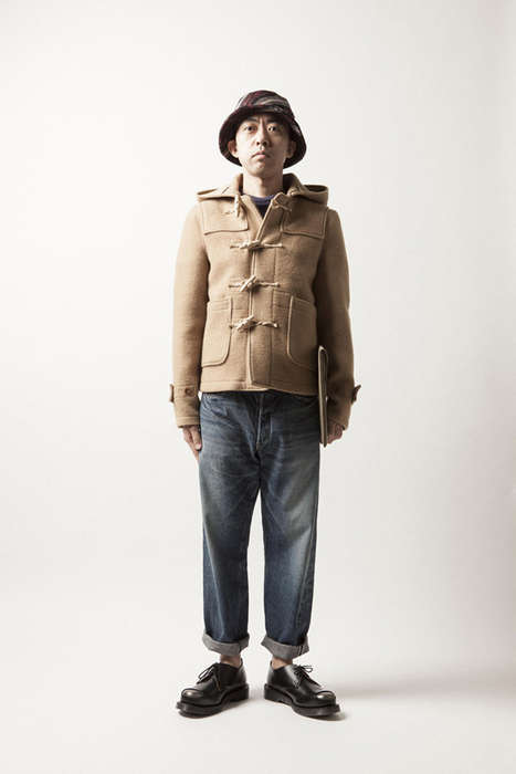 Human Made Fall/Winter 2012