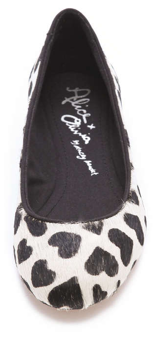 Alice & Olivia Dawn Haircalf flat