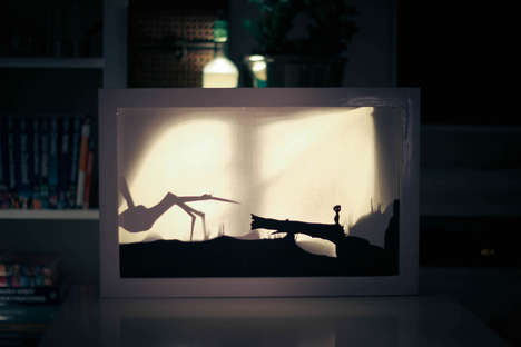 Beautiful Shadow Artwork