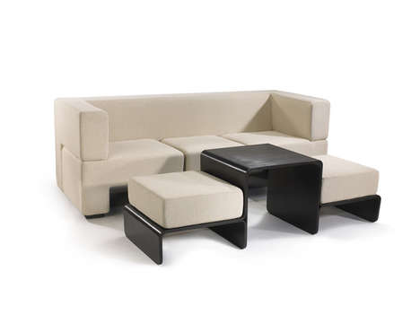 Slot Sofa by Matthew Pauk