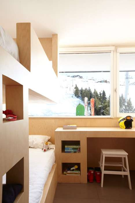 Menuires Ski Resort Apartment