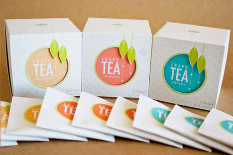 Leafy Tea Packaging