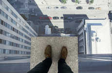 Surreal Skyscraper Illusions