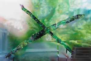 Karin Kneffel Illustrates Rainy Windows with Life-Like Precision